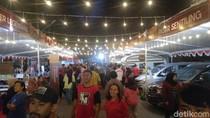 Yuk, Bernostaligia dengan Makan Jajajan Jadul di Festival Kota Lama Semarang!