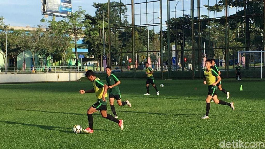 Usai Taklukkan Iran, Timnas U-16 Langsung Gelar Latihan Pagi