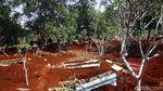 525 Makam Direlokasi Imbas Pembangunan Tol Desari