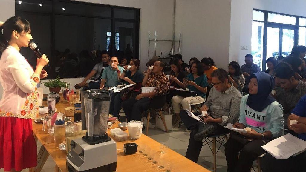 Black Tea Enak Dipadu Sorbet hingga Diracik Jadi Es Cendol