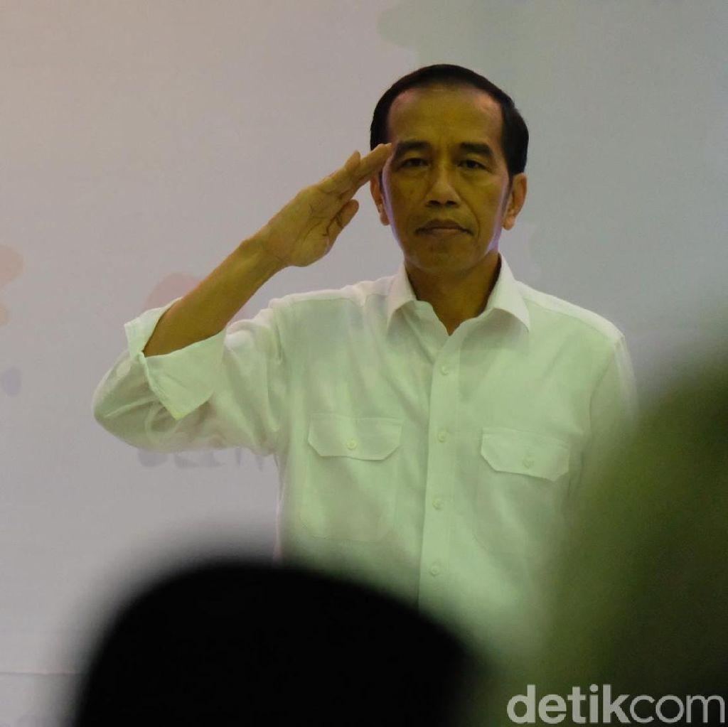 NasDem Soal Sikap Hormat Jokowi: Jangan Hanya Cari Kesalahan