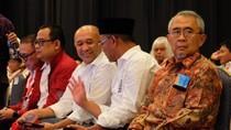 Lagu Metallica Sambut Kedatangan Jokowi di Reuni Akbar Alumni UGM