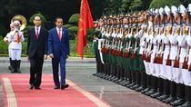 Jokowi Kenang Pertemuan Terakhir dengan Mendiang Presiden Vietnam