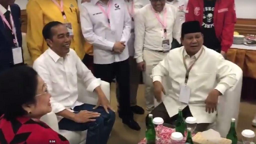 Detik-detik Deal Prabowo dan Jokowi Tambah 0 di Nomor Urut