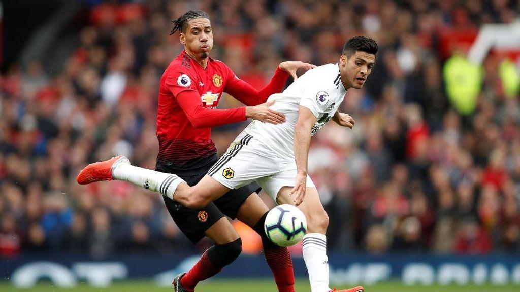 Hasil Liga Inggris: MU Diimbangi Wolves di Old Trafford
