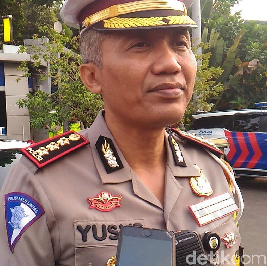 Ada Kampanye Damai, Polisi Imbau Pengendara Hindari Kawasan Monas