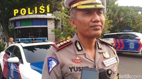 Uji Coba e-Tilang di Sudirman-Thamrin Berlaku Hari Ini