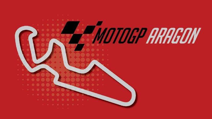 MotoGP Aragon 2018 dihelat pukul 19.00 WIB nanti (Infografis Detiksport)