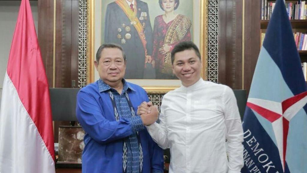 Tim Hukum Prabowo Kutip Pidato SBY di Gugatan MK, PD: Itu Terkait Pilkada