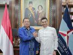 Megawati-Prabowo Bakal Bertemu, PD: Semua Kembali Guyub dan Rukun