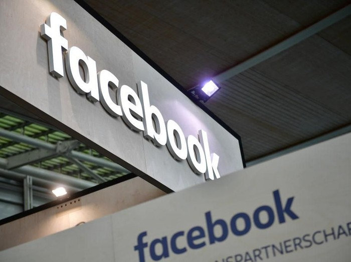 Logo Facebook. Foto: Alexander Koerner/Getty Images