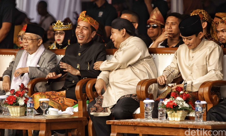 Angin Positif untuk Jokowi dari Hoax Ratna Sarumpaet