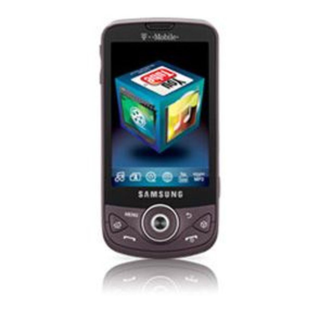 Samsung Behold II. Ponsel ini dirilis pada 18 November 2009. Tak bisa di-upgrade melebihi OS 1.6. (Foto: Samsung.com)