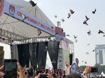 Elite PD Posting Burung Maruf Amin Tak Terbang di Kampanye Damai