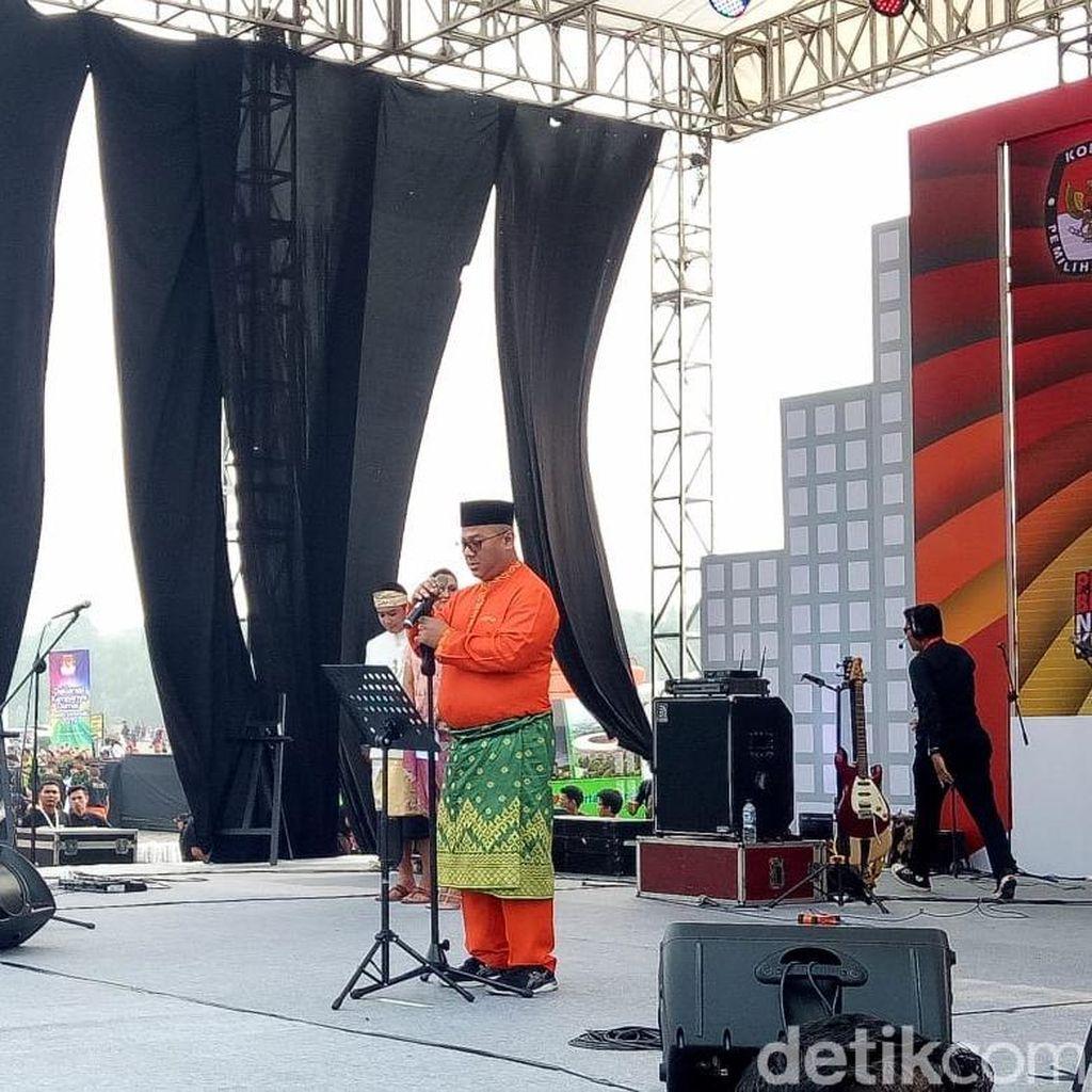 SBY WO Saat Kampanye Damai, Ini Respons KPU