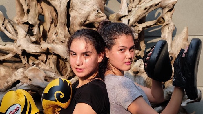 Olahraga adalah salah satu hal yang harus dilakukan demi kebugaran. (Foto: Instagram/_irishbella_)