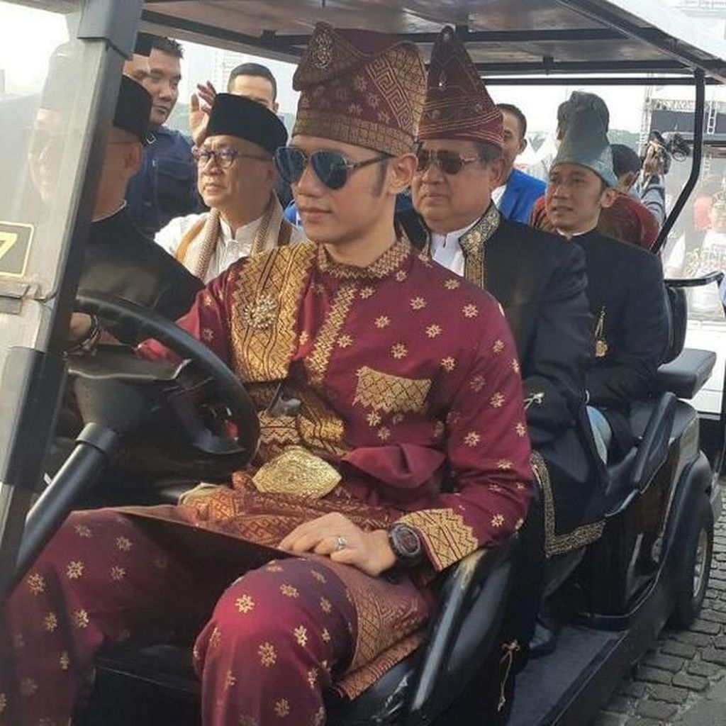 Demokrat: Projo Teriak Bang Dukung Jokowi ke SBY