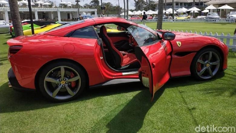Ferrari Portofino Foto: Ridwan Arifin