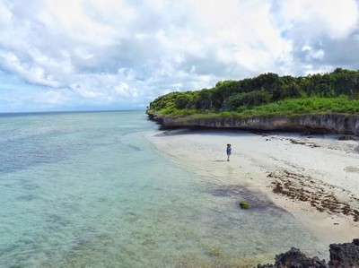 Pantai yang Cantik di Ujung Sulawesi Selatan