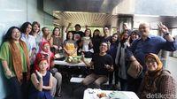 Orang Sulit Diajak Cinta Kuliner Lokal Jadi Salah Satu Hambatan Komunitas