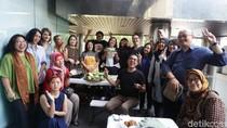 Seru! Komunitas Belanga Indonesia Ajak Orang Lebih Cinta Makanan Indonesia