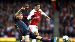 Arsenal vs Everton Tanpa Gol di Babak Pertama