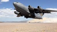 RI Tolak Permintaan AS Daratkan Pesawat Militer