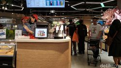 Asyik dan Mudahnya Belanja di Supermarket Digital
