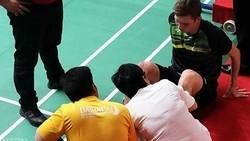 Kalah di China Open 2018 dari atlet Indonesia, rupanya Viktor Axelsen sering disebut The Cutest Badminton Player nih. Simak saat dia olahraga yuk.