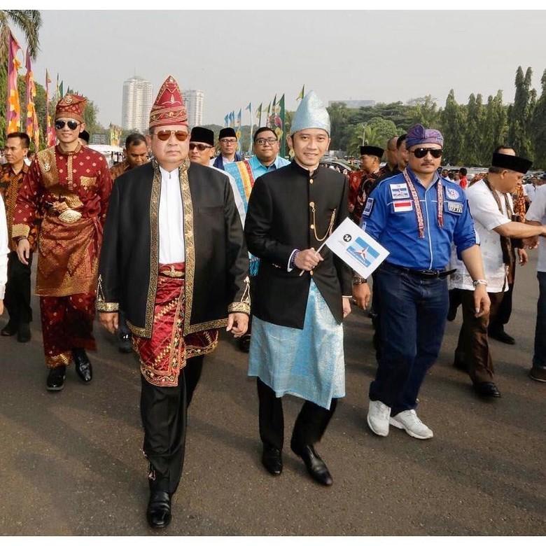 Ketum Projo Ungkap Detik-detik SBY WO