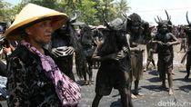 Ritual Kebo-keboan di Banyuwangi Spektakular, Tapi Tetap Sakral