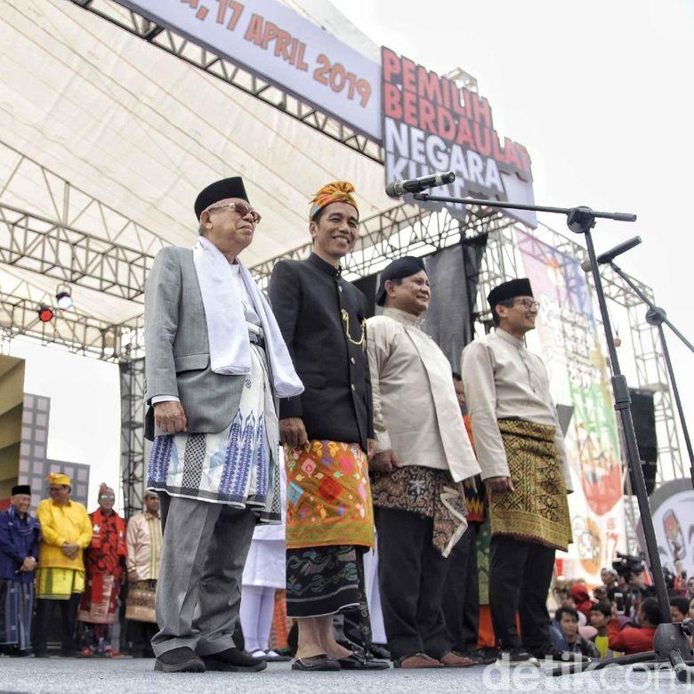 Persiapan Jokowi Dan Prabowo Hadapi Debat
