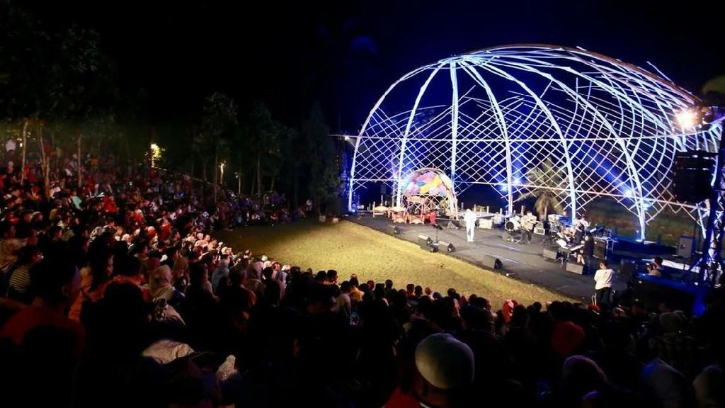 Akhir Pekan Ini, Banyuwangi Hadirkan Jazz Gunung Ijen