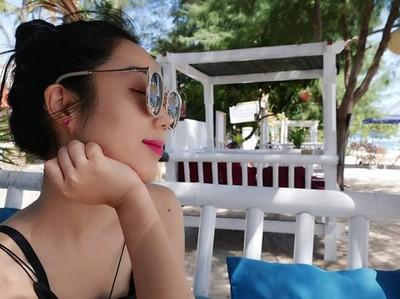 Selain Doyan Makan, Hari Jisun Suka Traveling di Indonesia