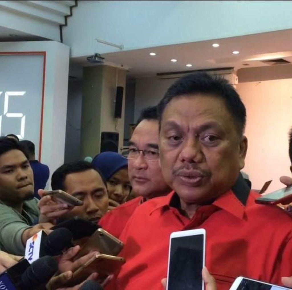 Dana Awal Kampanye PDIP RP 105 Miliar