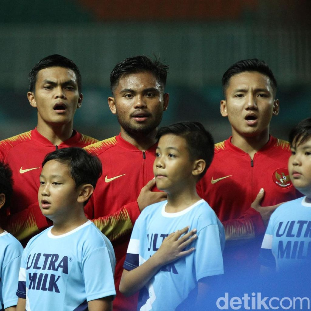 Timnas U-19 Menuju Piala Asia dengan Gaya Main Itu-itu Saja
