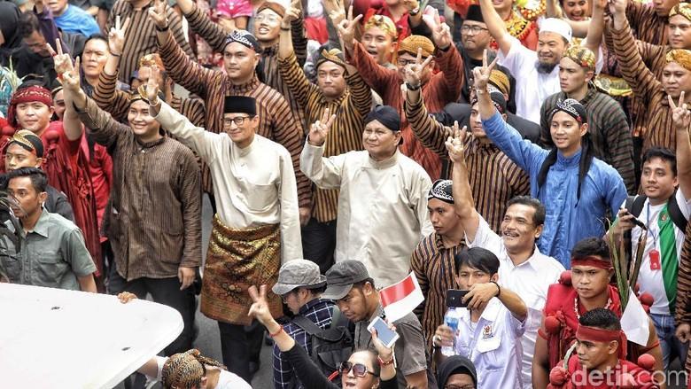 Gerindra Gelar Pertemuan Koalisi Prabowo-Sandiaga
