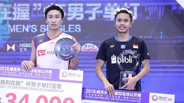Prediksi Susunan Pemain Indonesia vs Jepang di Piala Sudirman