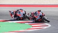 Teknologi MotoGP yang Cegah Motor Terpeleset