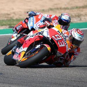 Dovizioso: Ducati Bodoh Jika Tak Berusaha Rekrut Marquez