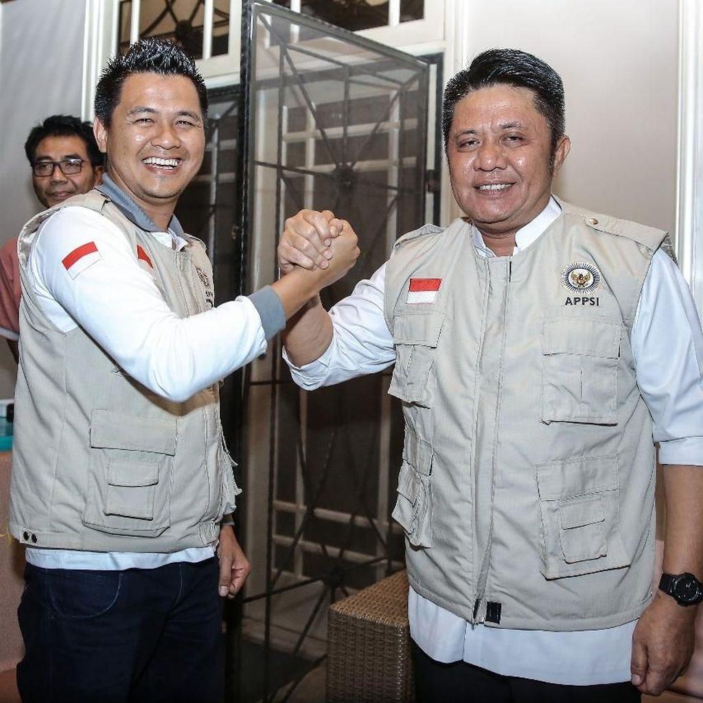 Gubernur Terpilih Sumsel Herman Deru Siap Bersinergi bersama APPSI