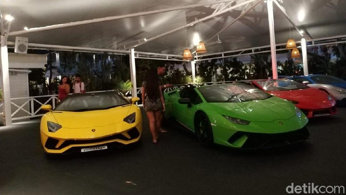 Prestige Pamer Mobil Mewah di Bali