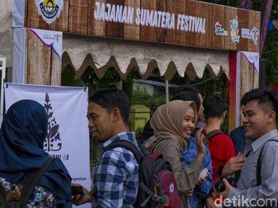Dinas Pariwisata Riau Gelar Festival Jajanan Sumatera