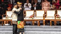 Prabowo: Jokowi Cinta Rakyat, Saya Juga