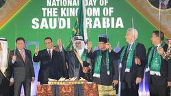 Prabowo Tegaskan Tak Bahas Pilpres di Perayaan HUT Arab Saudi