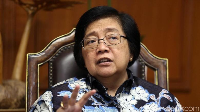 Tonton Blak blakan Menteri LHK, Siapa Pejabat Suka Obral Lahan?
