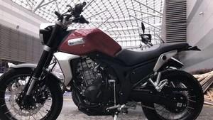 Honda CB250R Versi KW