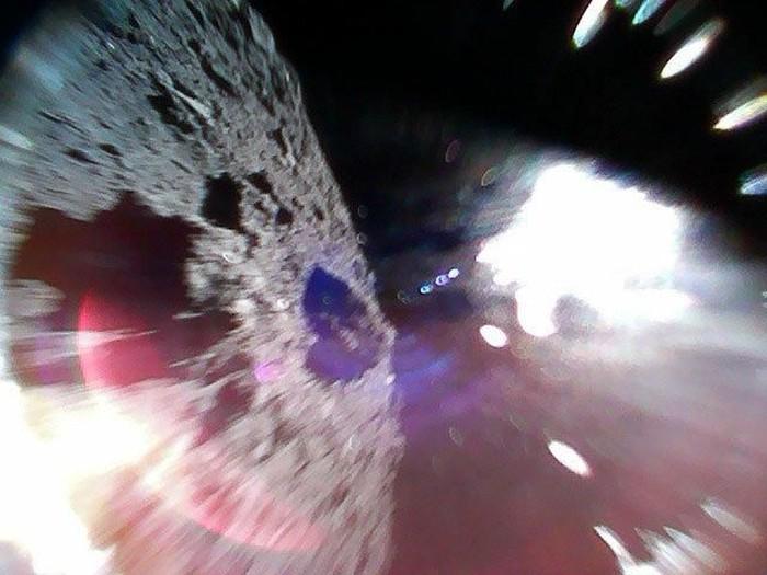 jaxa jepang asteroid rover