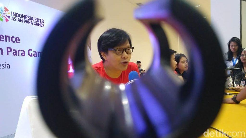 Armand Maulana: Asian Para Games Momentum Peningkatan Fasilitas Difabel
