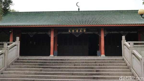 Masjid Buatan Sahabat Nabi Muhammad di Guangzhou
